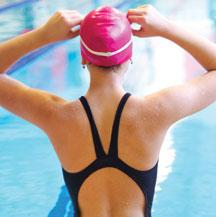 Beginners Swimming