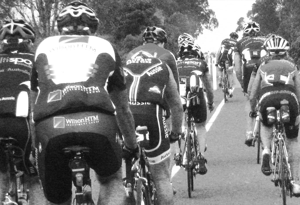 Triathlon Group Ride