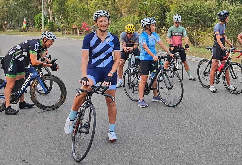 Training Camp Cycling